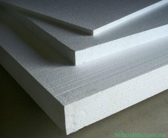Пенополистирол - лучший вариант для утепления стен и потолков