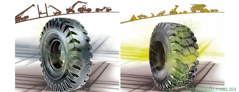Шины и колеса для сельхозтехники