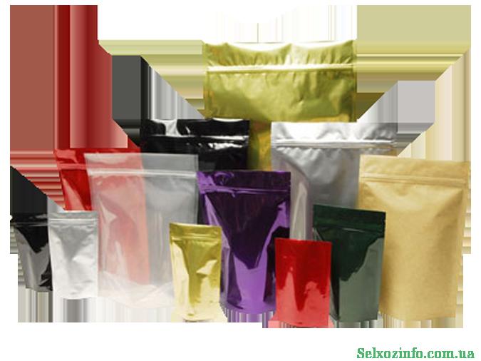 Упаковка для сыпучих продуктов