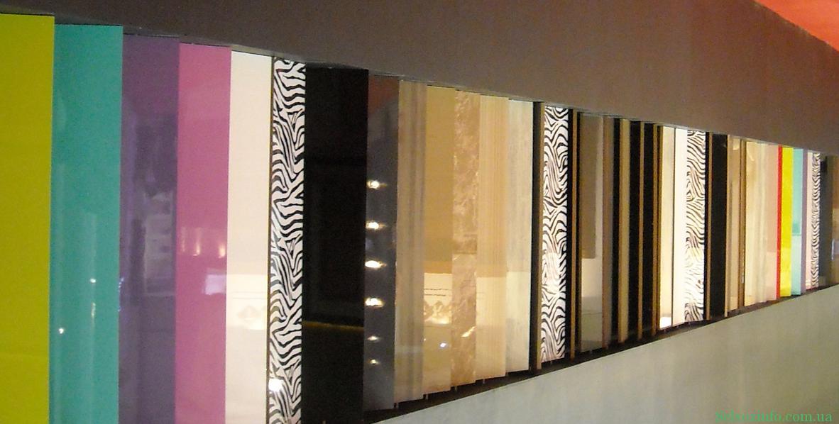 Применение потолочных панелей