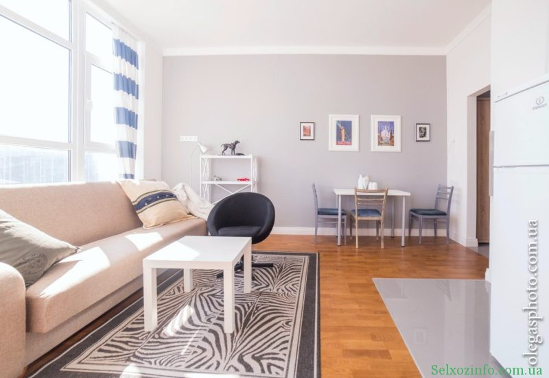 Оригинальный интерьер квартир