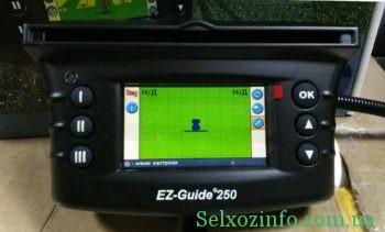 Система параллельного вождения TrimbleEZ-250