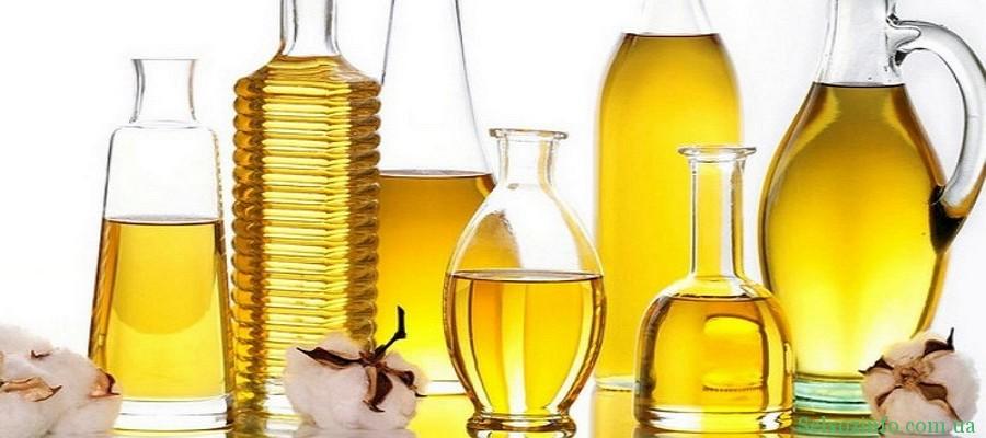 Почему растительное масло пенится