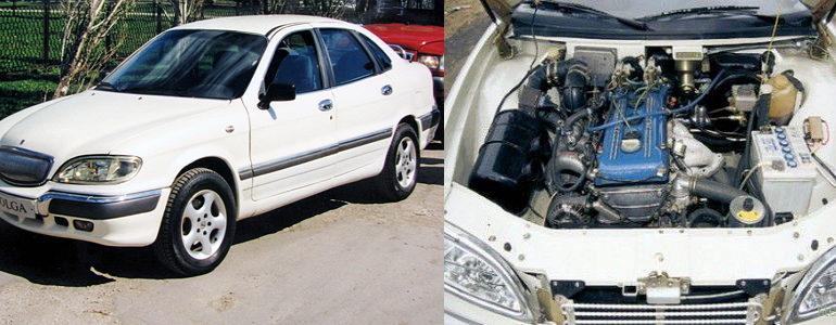 Стучит двигатель у Волги ГАЗ 3103