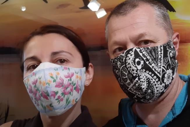 Как сшить своими руками маску от коронавируса