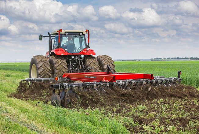 Дисковые бороны для обработки земли