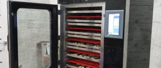 инфракрасные сушильные шкафы